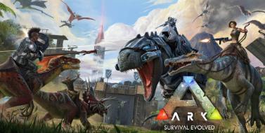 Epic Games商店本周免费游戏领取:《ARK:SURVIVAL EVOLVED》