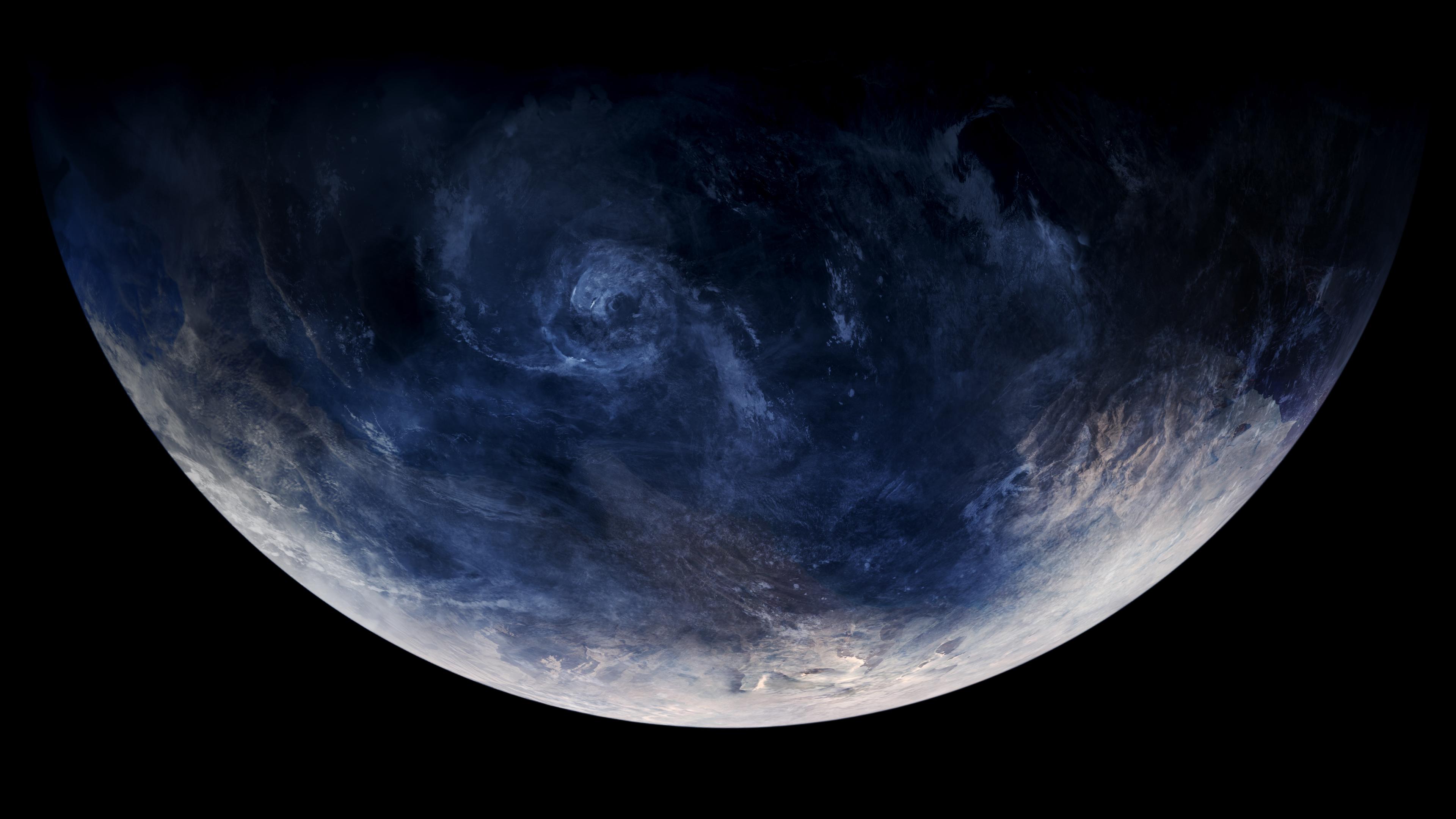 外行星4k壁纸插图