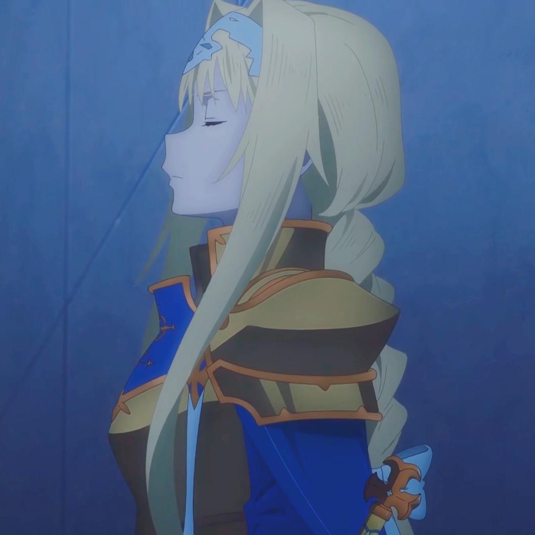 刀剑神域 爱丽丝头像