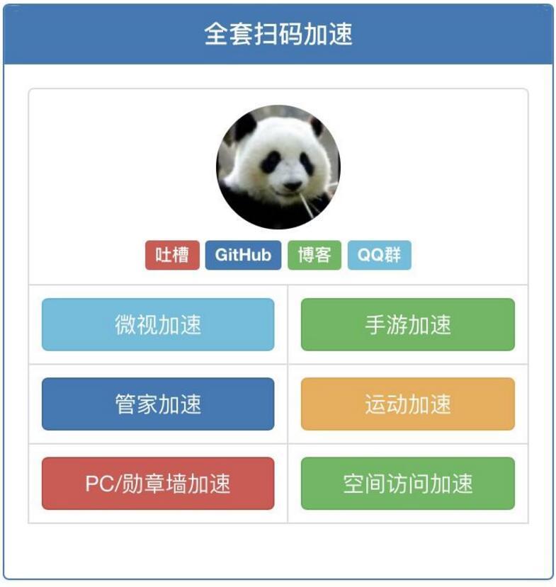 QQ全套扫码加速引流源码分享-律白资源博客