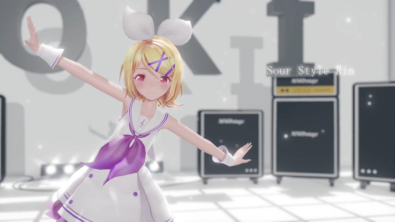 【MMD 2140p&&1080】【MMD】 ロキ – ROKI – / Sour式鏡音リン插图