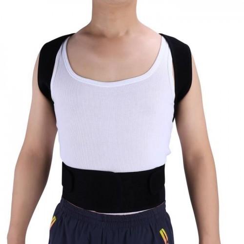 correcteur epaule support dos ceinture dorsale sou (3)