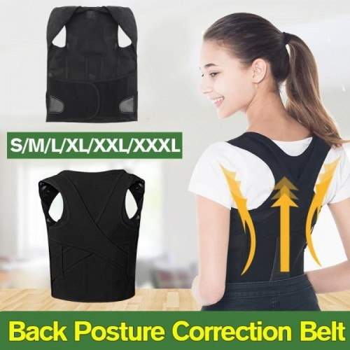 neufu posture ceinture correction dos epaule lomba