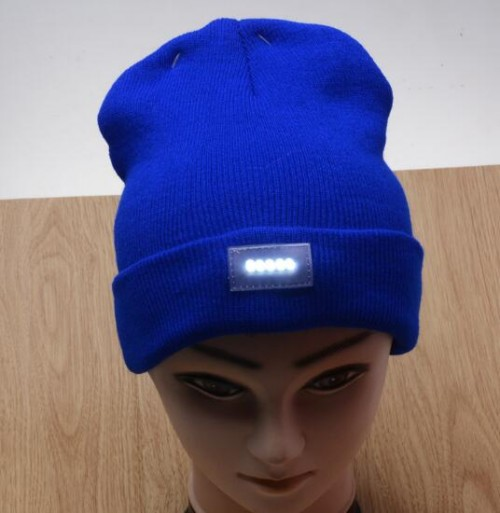 Lighted Beanie Cap