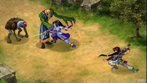 儿时的游戏:仙剑奇侠传1-6珍藏版合集