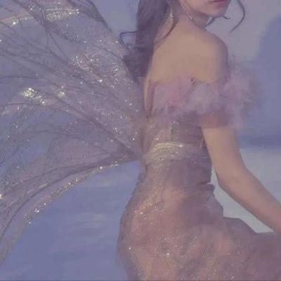 女生部位头像,优雅且仙气。