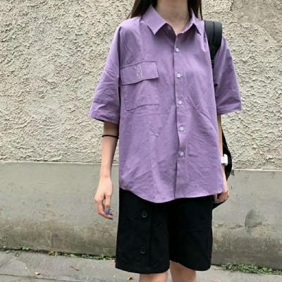 星辰大海 紫色系女头