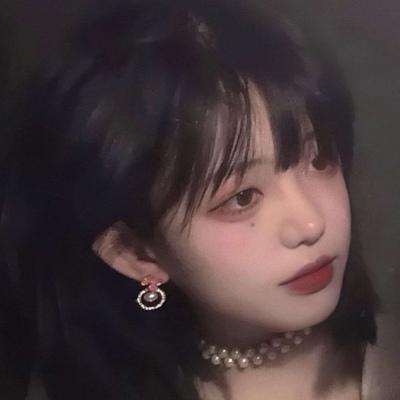 可爱温柔的女生头像:2021年