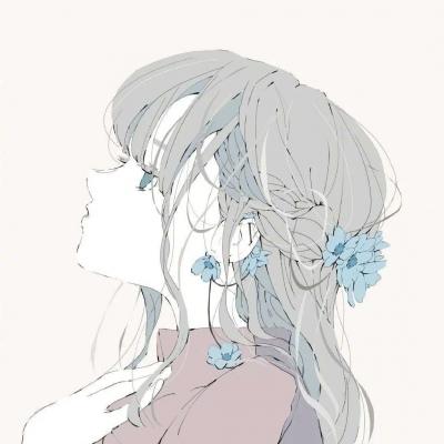 【女生团头】世人谓我恋长安,其实只恋长安某。