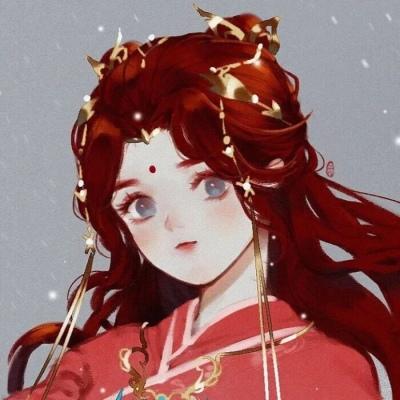 新年头像-动漫/情头&女头