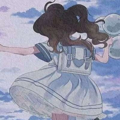 RAO 可爱女生动漫 你是女孩 是柔软和爱。