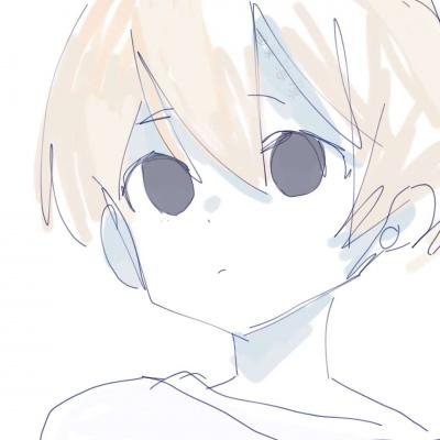 审請/栗海原yu手绘头像