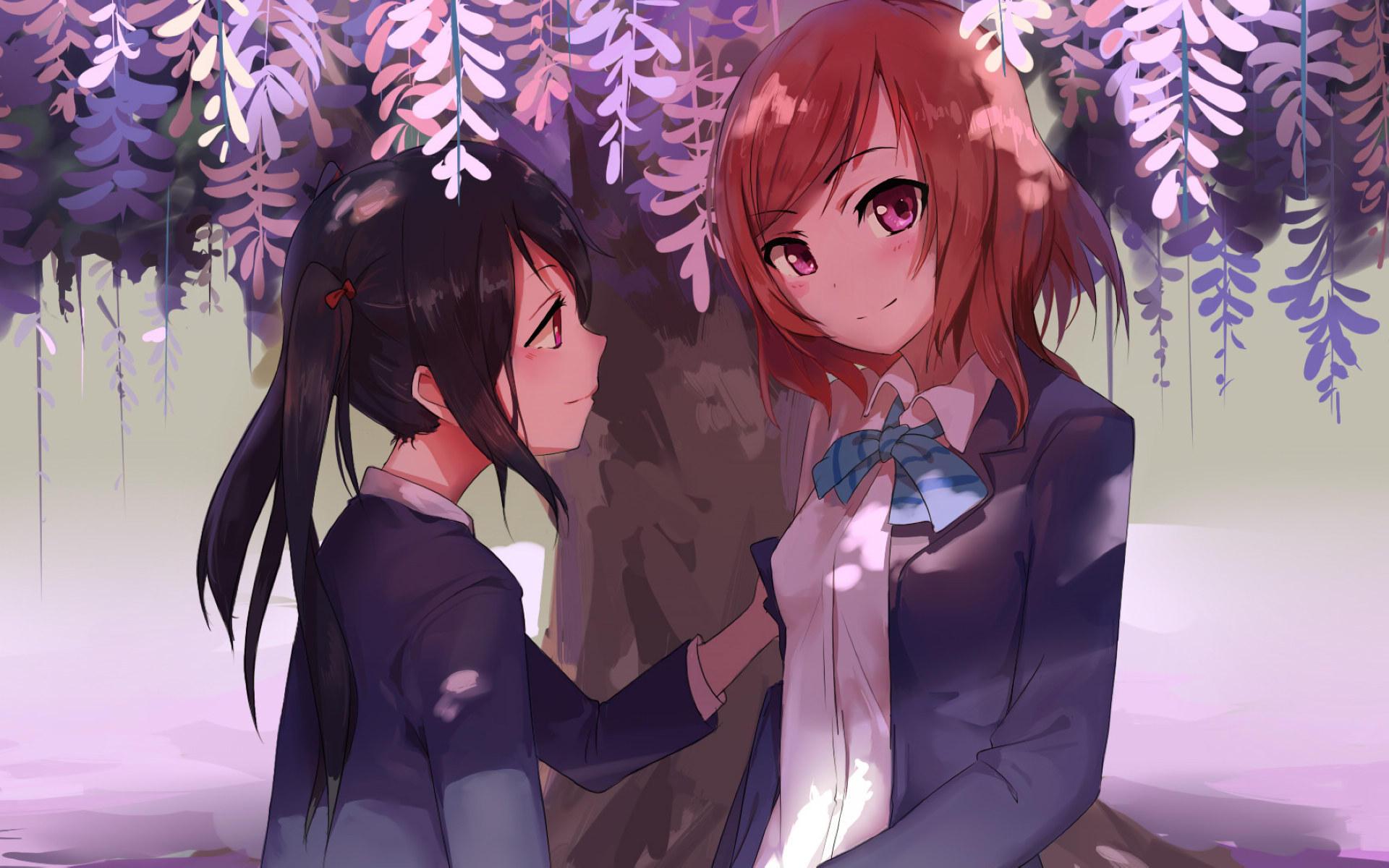 好看的Love Live!日本动漫高清图片合集电脑桌面壁纸下载