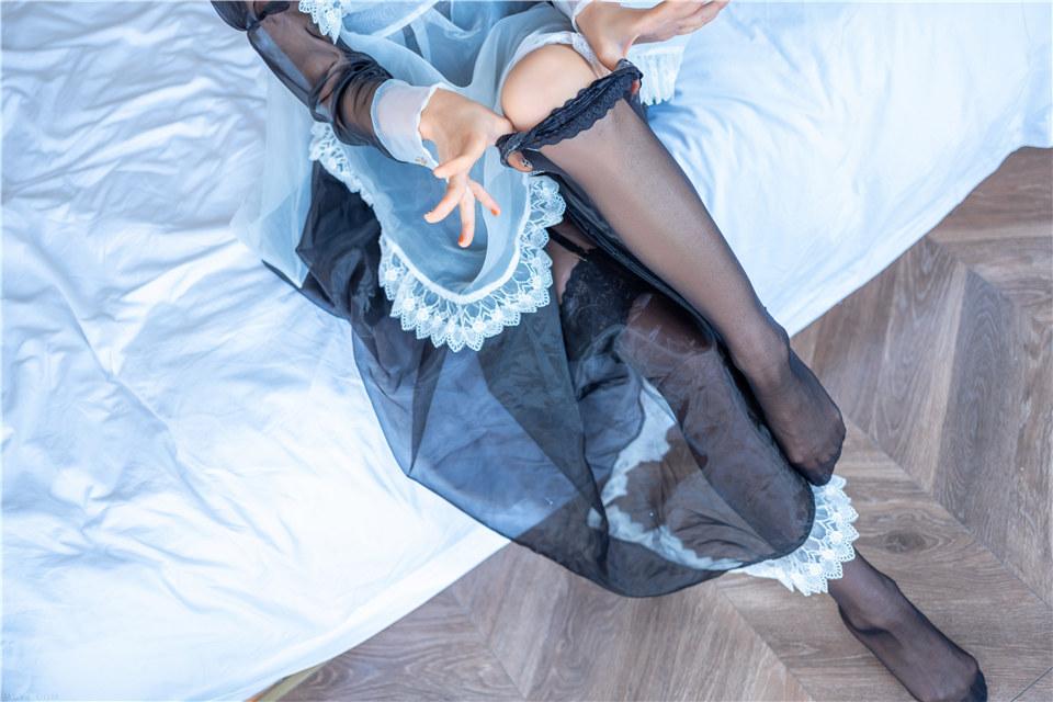 水淼aqua_NO.012 透明女仆