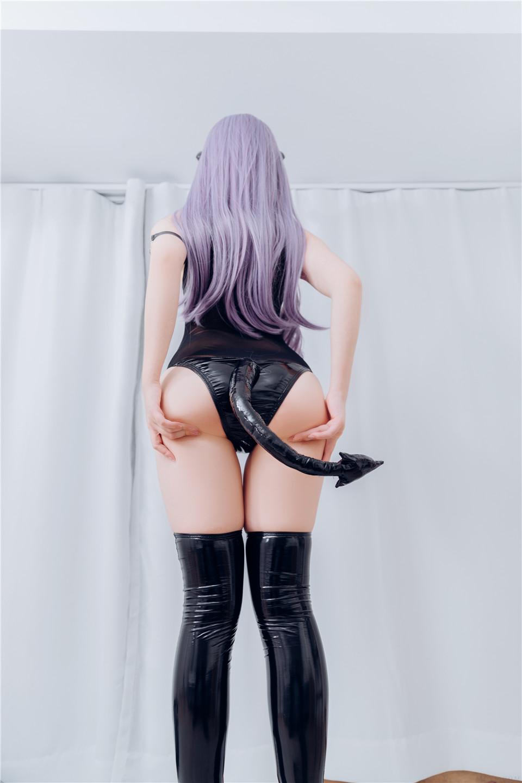 芋圆侑子 NO.011 紫发魅魔