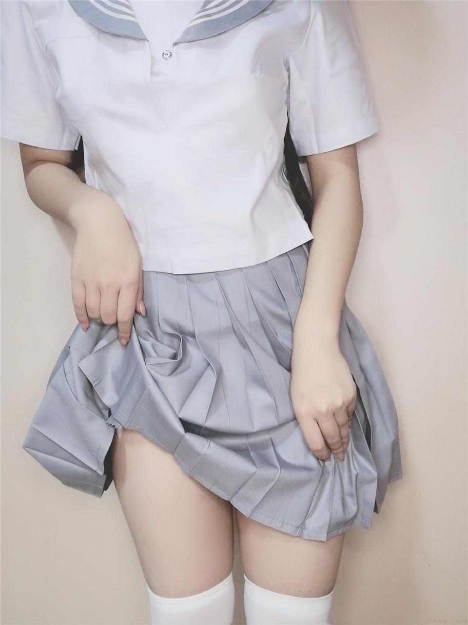 芋圆侑子 NO.013 白丝jk