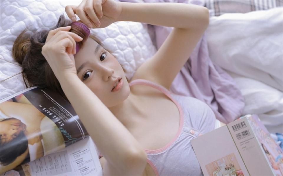 邻家女友豆蔻年华青春洋溢少女写真