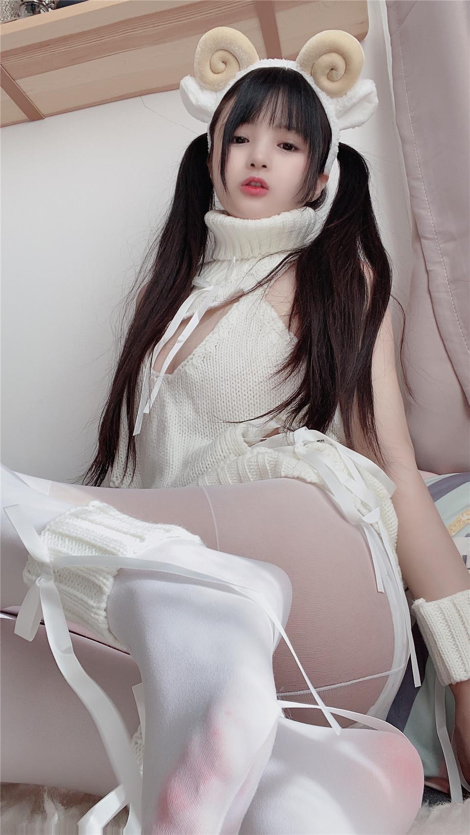 桜井宁宁 NO.007 绵羊少女