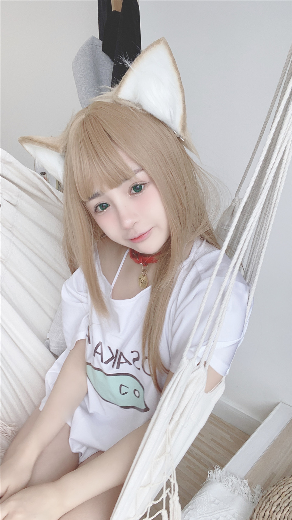 桜井宁宁 NO.028 猫娘