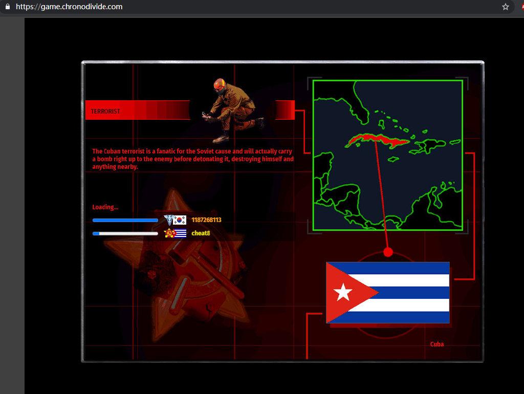 红色警戒2网页版支持多人联机