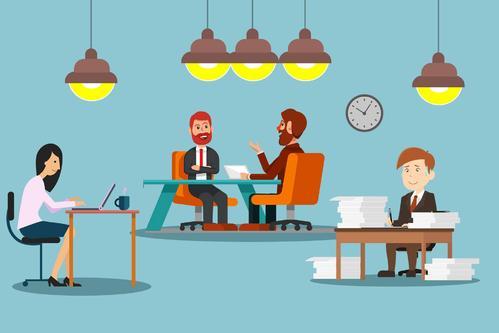 常被职场上的人找事怎么办?常被同事找麻烦应该怎么办?职场上怎么做同事才不敢欺负你?