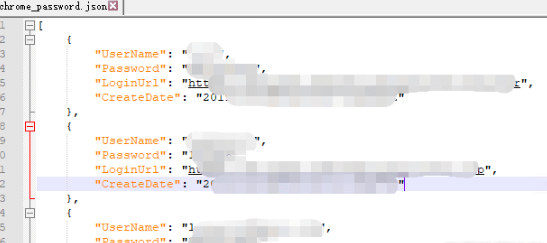 HackBrowserData 一键导出浏览器所有保存过的账号密码