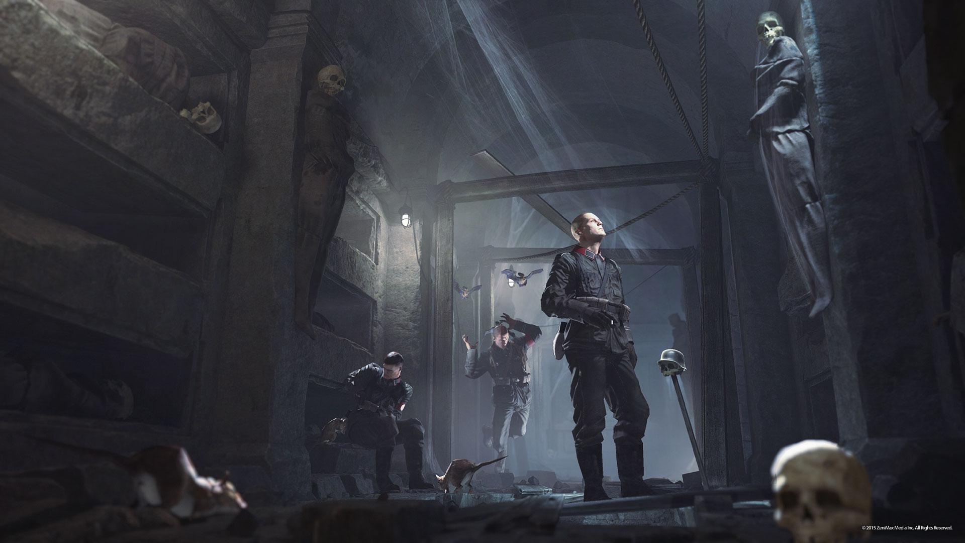 重返德军总部:旧血脉/Wolfenstein: The Old Blood