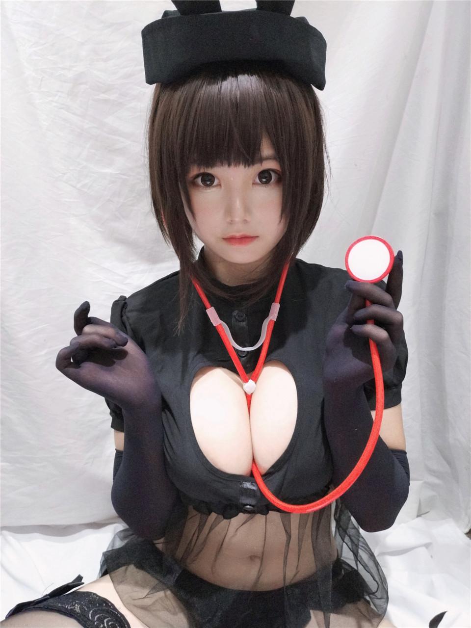 蜜汁猫裘 NO.022 兔子护士 [30P][57MB]
