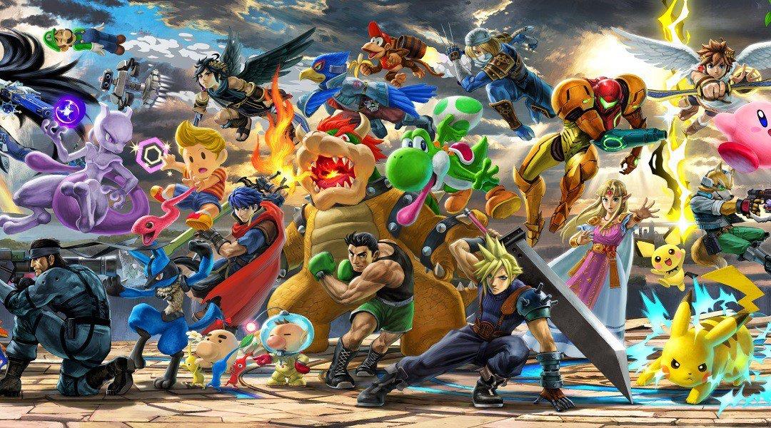 任天堂明星大乱斗/Super Smash Bros