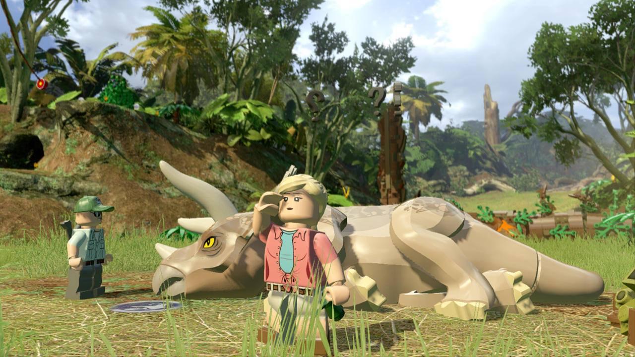 乐高:侏罗纪世界/LEGO Jurassic World