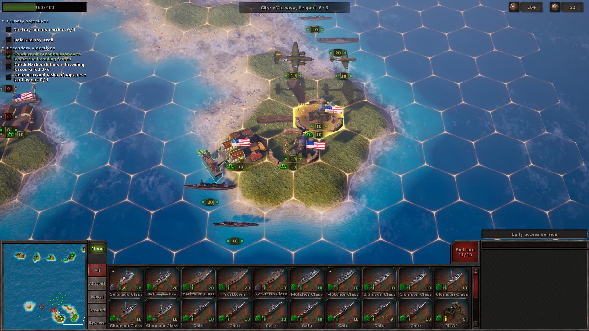 战略思维:太平洋/Strategic Mind: The Pacific(更新3.08周年版)