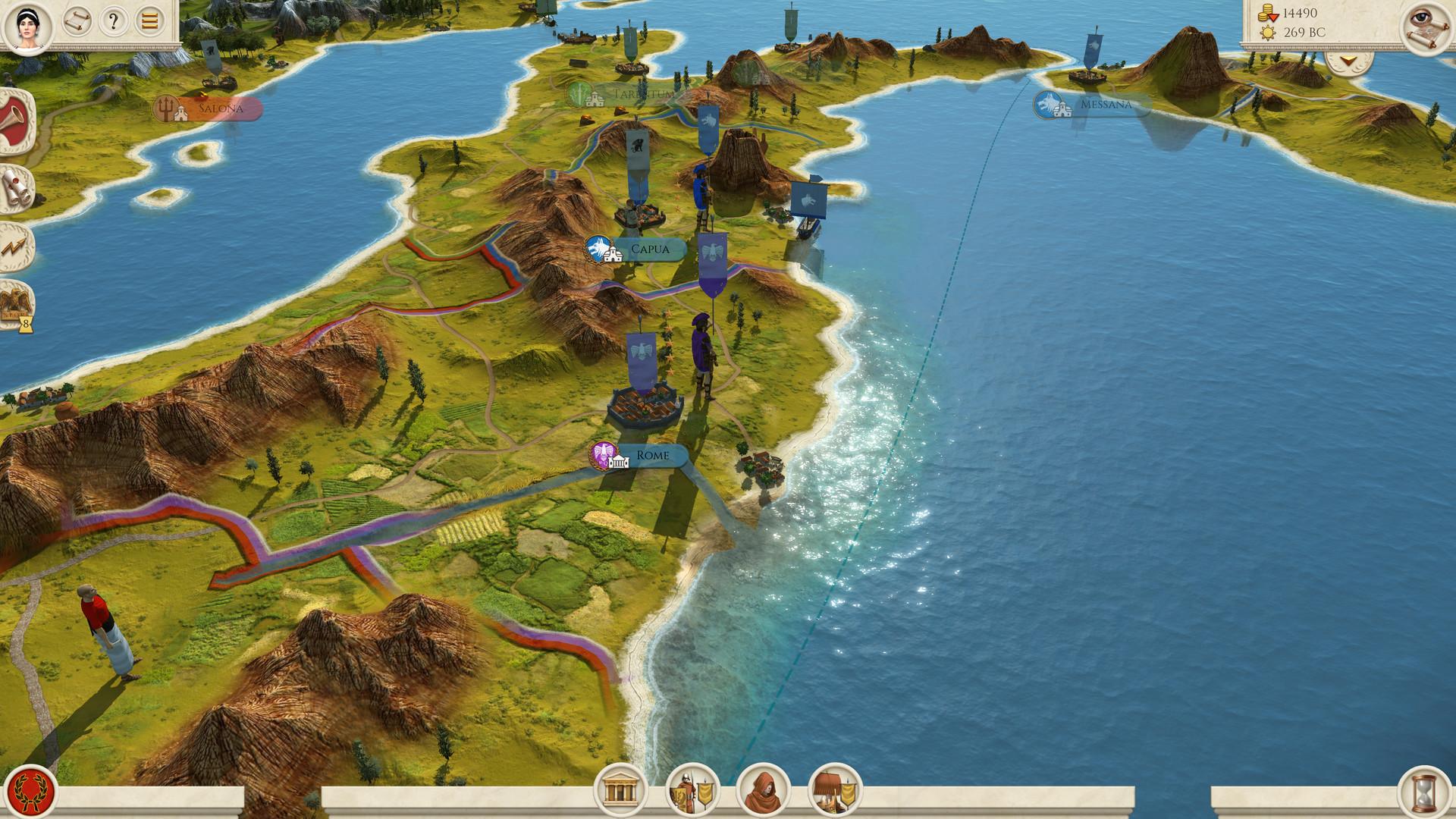 全面战争:罗马重制版/Total War: ROME REMASTERED(整合4K补丁+V2修复补丁)