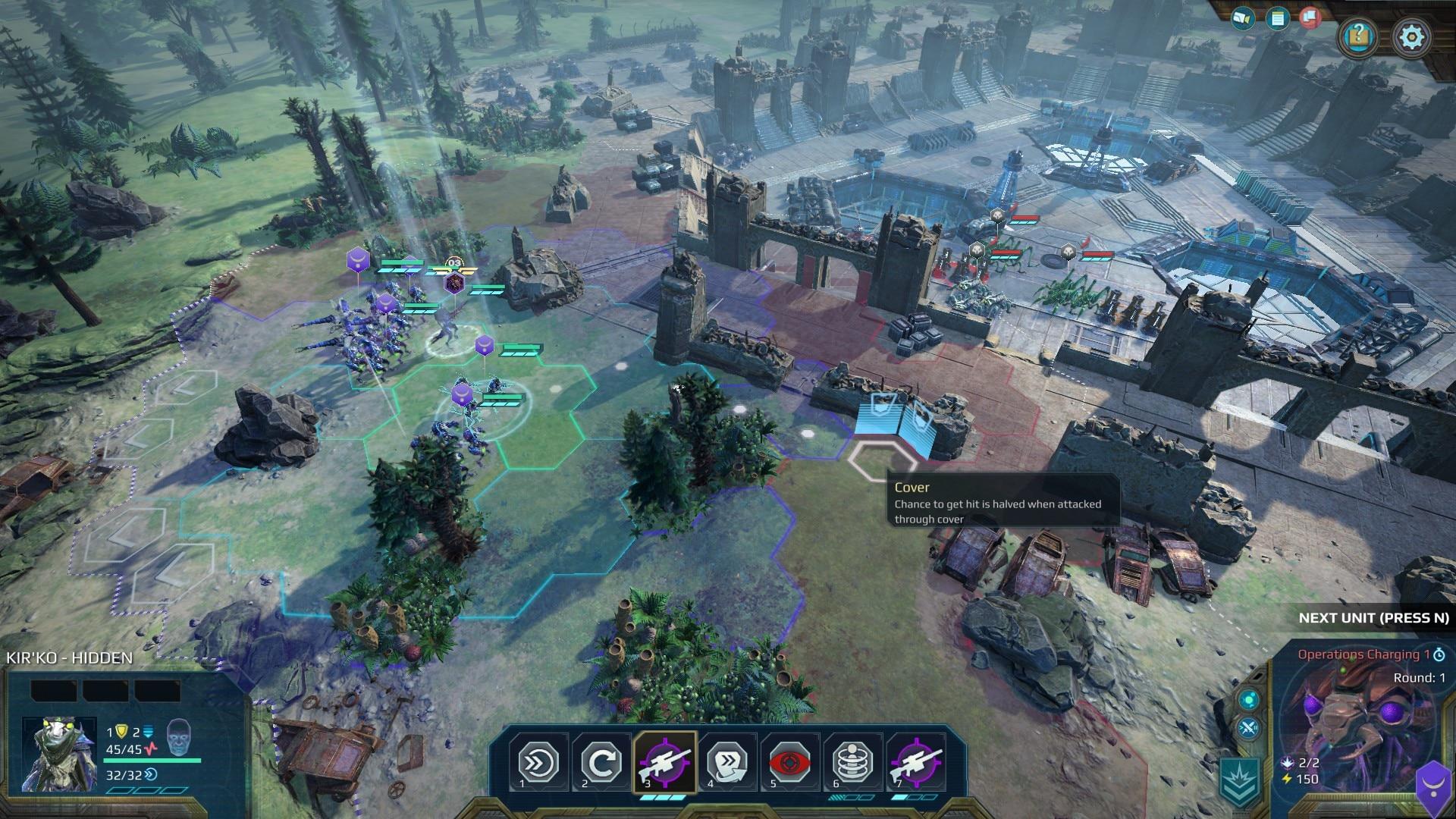 奇迹时代:星陨/Age of Wonders: Planetfall(更新1.404版)