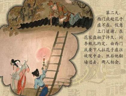 金瓶梅(全彩连环画版)典藏版