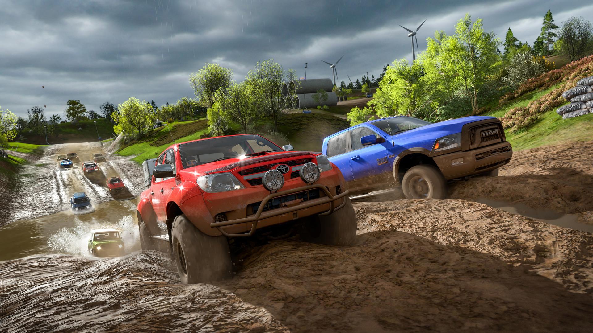极限竞速:地平线4/Forza Horizon 4(更新STEAM终极版 V1.465+全DLC+V2修复补丁)