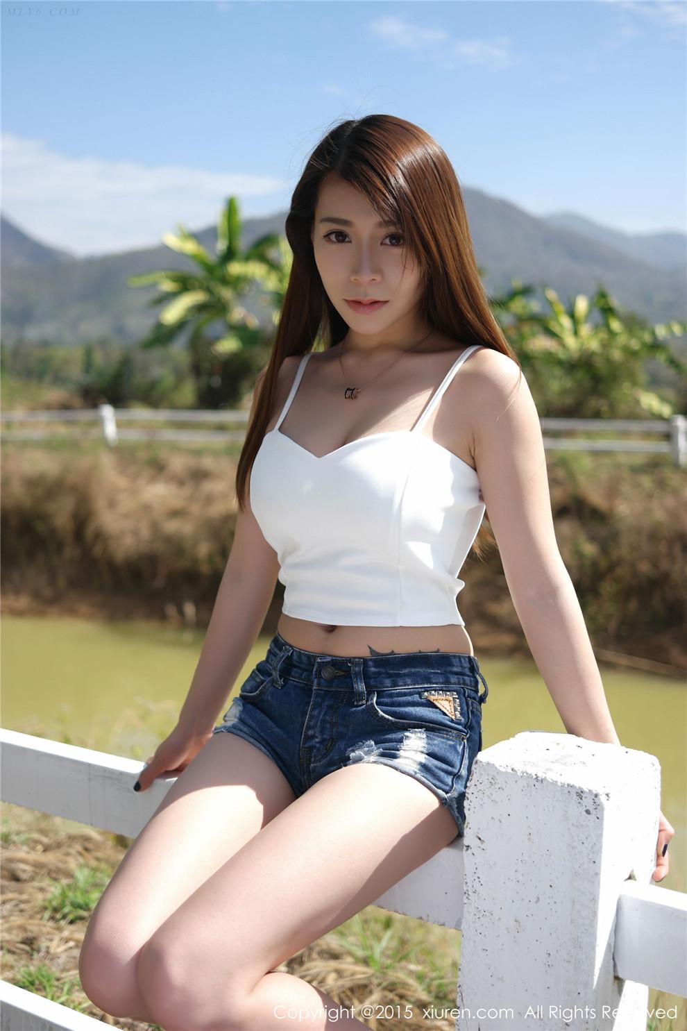 292 小清新系列 泰国旅拍 Vetiver嘉宝贝儿[51P][19.3MB]
