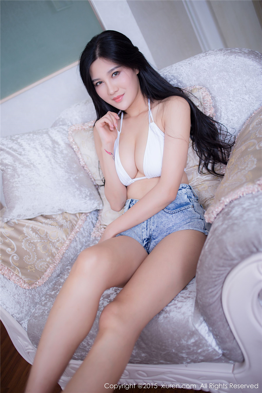 397 轻熟女系的巨乳模特 卓君Jeanes