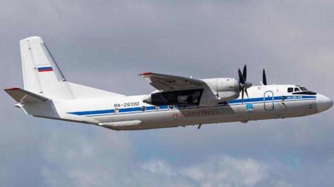 俄罗斯一架飞机坠海 28人全部遇难-俄罗斯一架载有28人飞机坠海,机上人员全部遇难