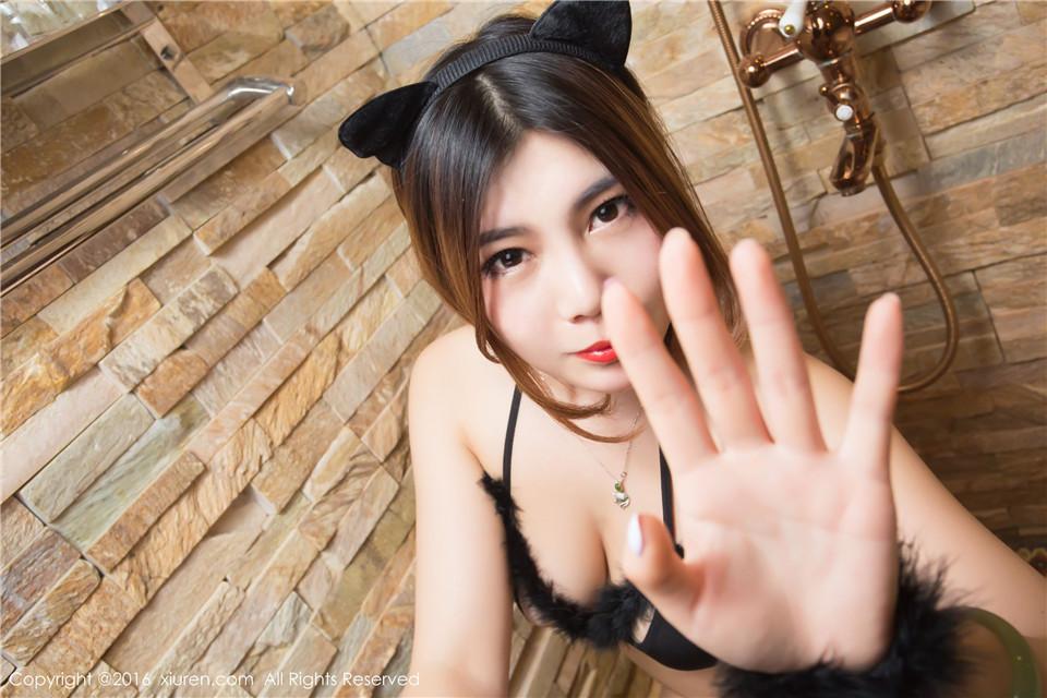 465 和服睡衣+透视装+猫女装 沐子熙V[47P][14.9MB]