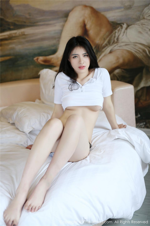 516 牛仔热裤、白丝诱惑 舒林培[49P][12.2MB]