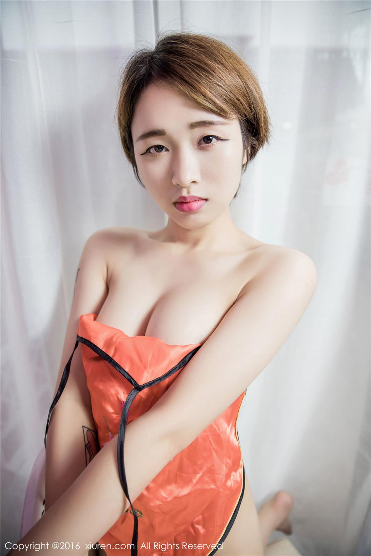 549 性感肚兜主题 Amy雪儿[22P][5.5MB]