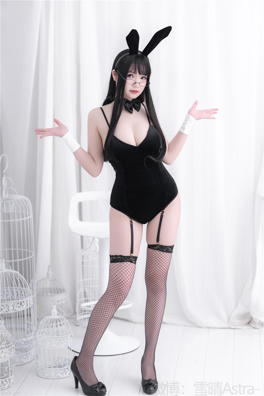 雪晴Astra – NO.03 兔女郎 [16P][109.3MBP]