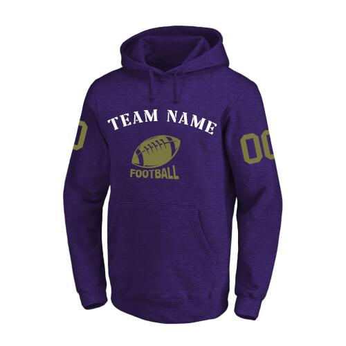 NFL 卫衣 紫 1
