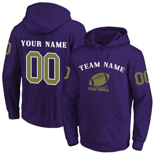 NFL 卫衣 紫 0