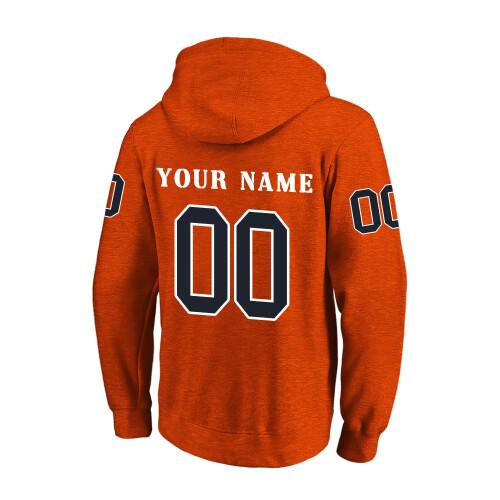 NFL 卫衣 橙2 2