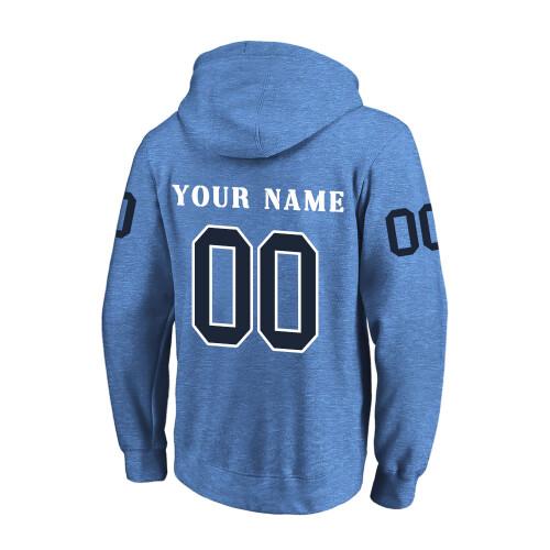 NFL 卫衣 天蓝 2