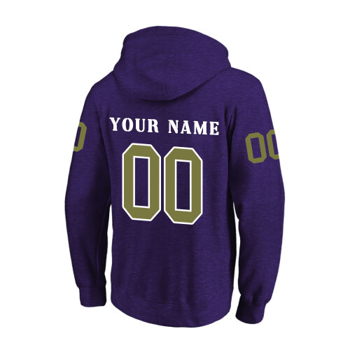 NFL 卫衣 紫 2
