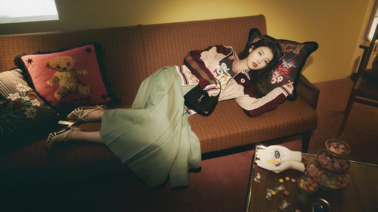 李知恩iu韩国美女4k壁纸3840×2160