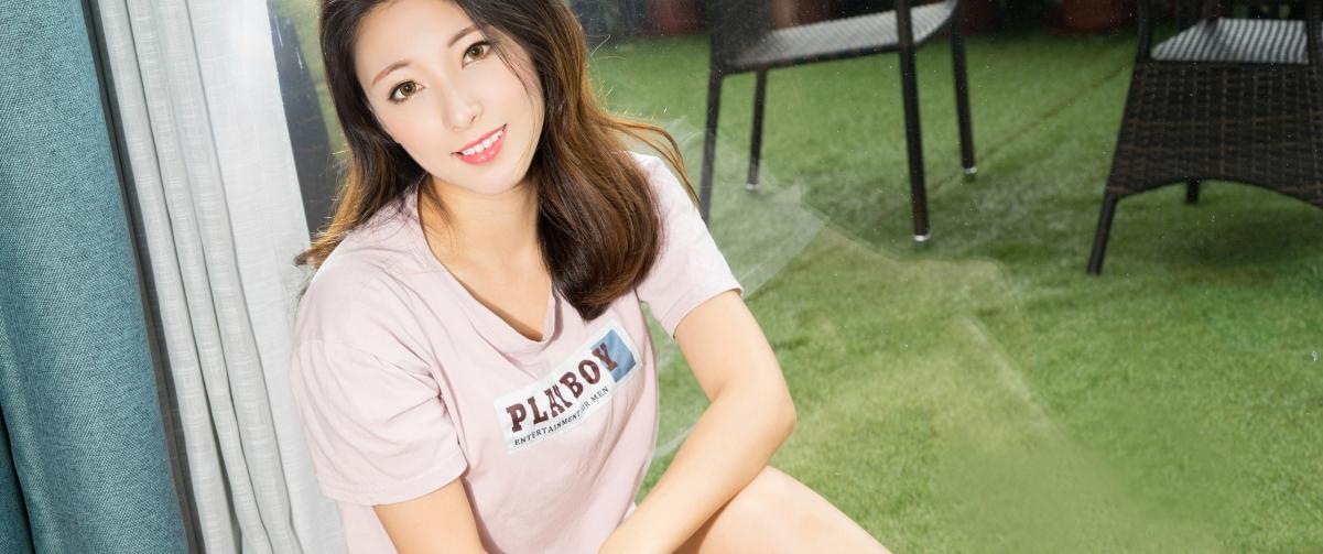妮子清纯养眼美女3440×1440壁纸