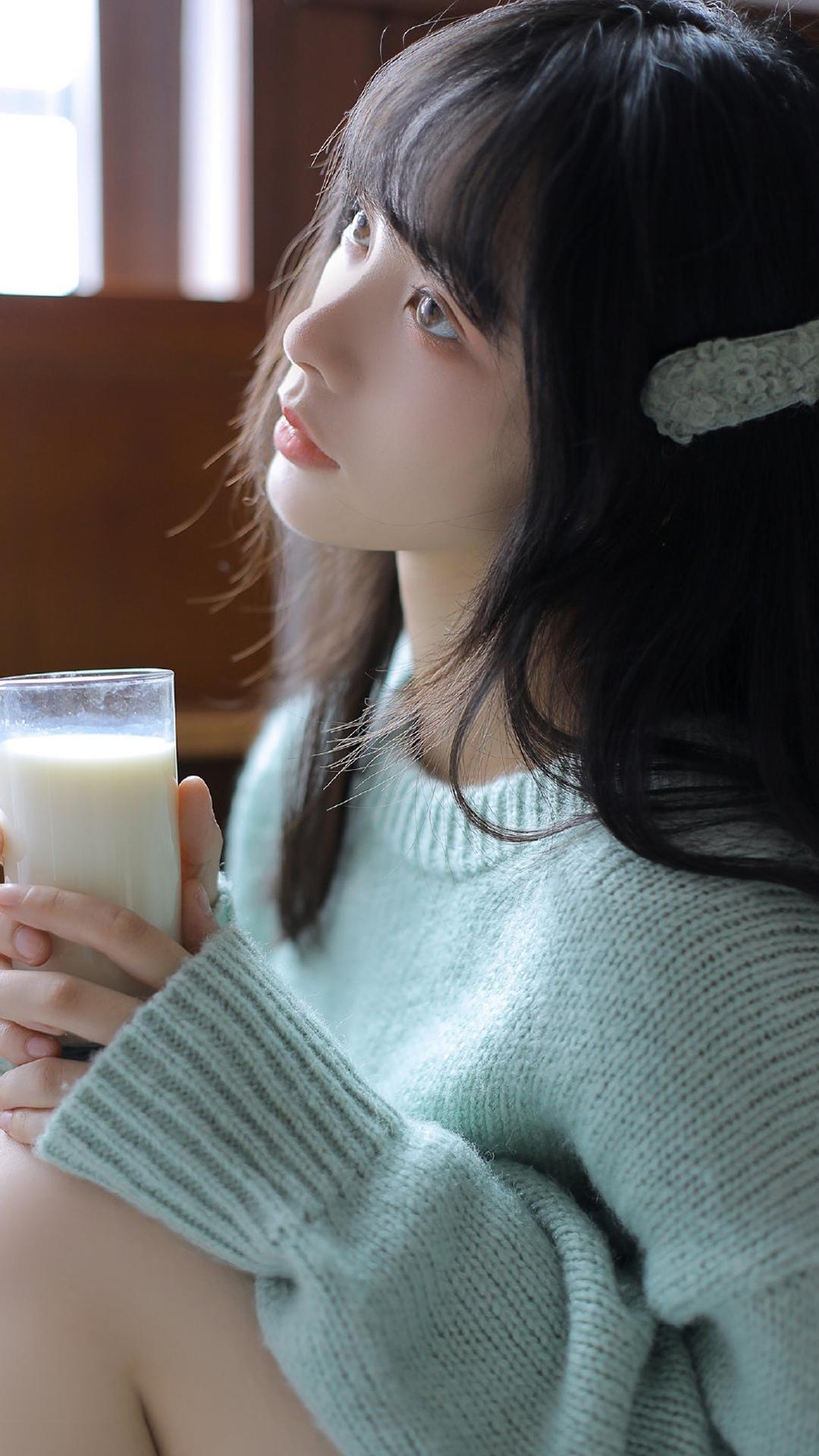 牛肌美女清纯甜美写真